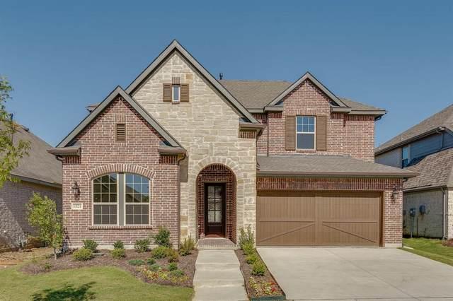 1521 Lavender Lane, Argyle, TX 76226 (MLS #14263316) :: The Kimberly Davis Group