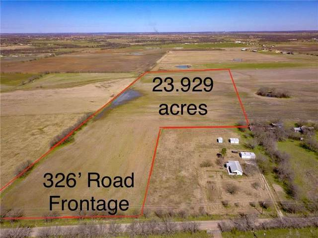 TBD County Rd 1102, Rio Vista, TX 76093 (MLS #14263624) :: The Kimberly Davis Group