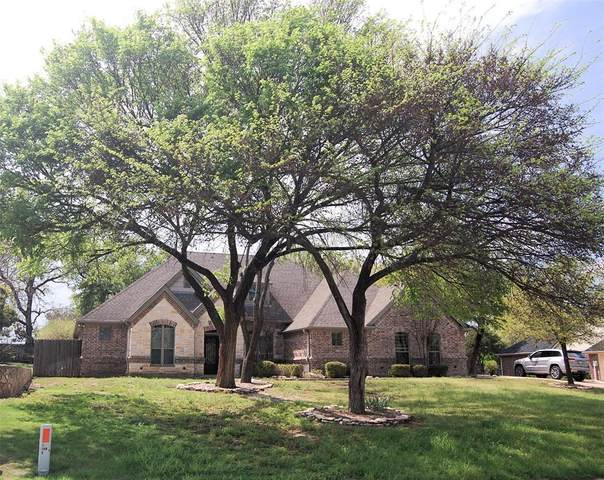 120 Heritage Place, Glen Rose, TX 76043 (MLS #14263704) :: The Chad Smith Team