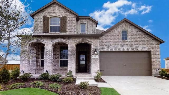 812 Westerkirk Drive, Celina, TX 75009 (MLS #14263705) :: Real Estate By Design