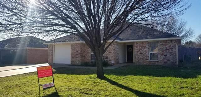 120 Janis Street, Alvarado, TX 76009 (MLS #14263719) :: Lynn Wilson with Keller Williams DFW/Southlake