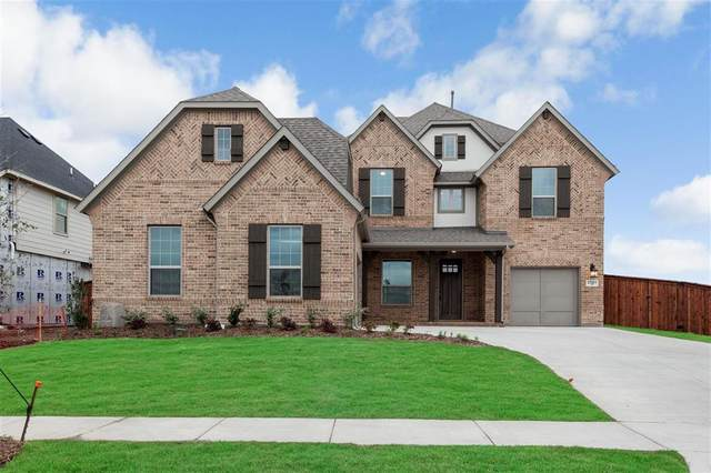 2601 Carrington Drive, Mansfield, TX 76063 (MLS #14263868) :: The Hornburg Real Estate Group