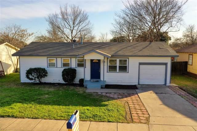 728 Tanglewood Drive, Hurst, TX 76053 (MLS #14263994) :: Lynn Wilson with Keller Williams DFW/Southlake