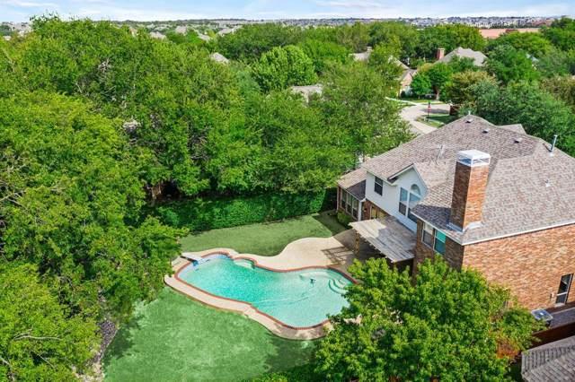 1207 Conroe Drive, Allen, TX 75013 (MLS #14264321) :: The Kimberly Davis Group