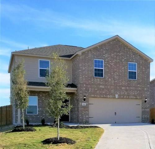 104 Aaron Street, Anna, TX 75409 (MLS #14264594) :: Van Poole Properties Group