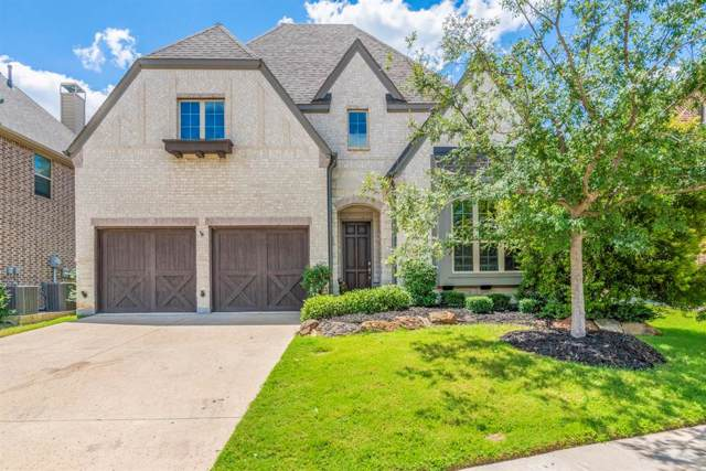 3044 Little, The Colony, TX 75056 (MLS #14264692) :: The Kimberly Davis Group