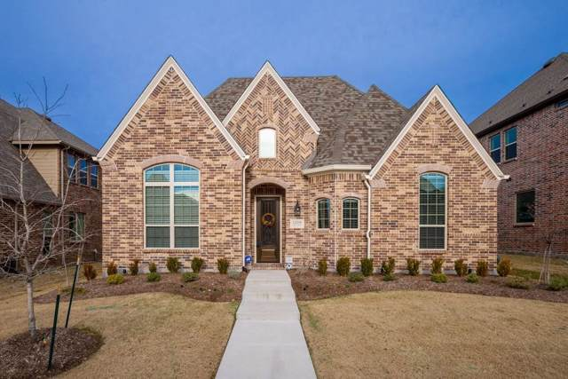 12236 Curry Creek Drive, Frisco, TX 75035 (MLS #14264772) :: All Cities Realty