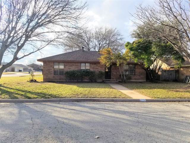 4542 Bruce Drive, Abilene, TX 79606 (MLS #14264811) :: The Chad Smith Team