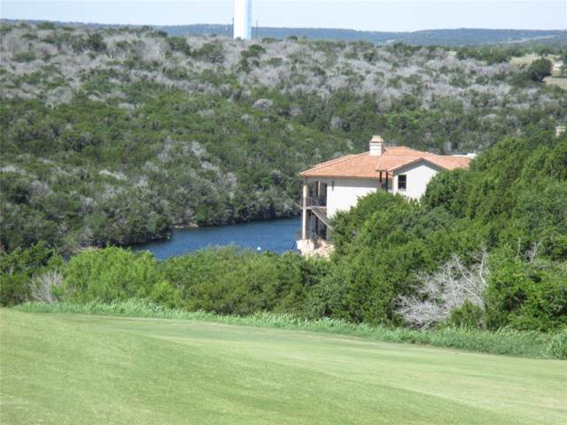 425 Turnberry Loop, Possum Kingdom Lake, TX 76449 (MLS #14264934) :: The Heyl Group at Keller Williams