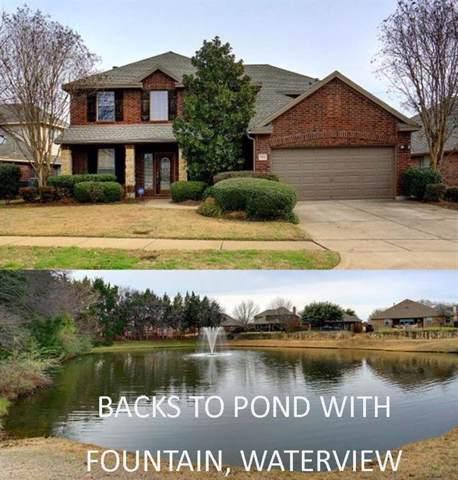 9311 Marble Falls Drive, Arlington, TX 76002 (MLS #14265181) :: Team Hodnett
