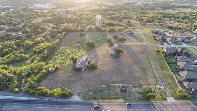 1713 N Main Street, Weatherford, TX 76085 (MLS #14265245) :: The Kimberly Davis Group
