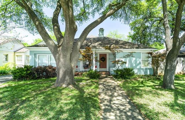 6336 Malvey Avenue, Fort Worth, TX 76116 (MLS #14265352) :: The Mitchell Group