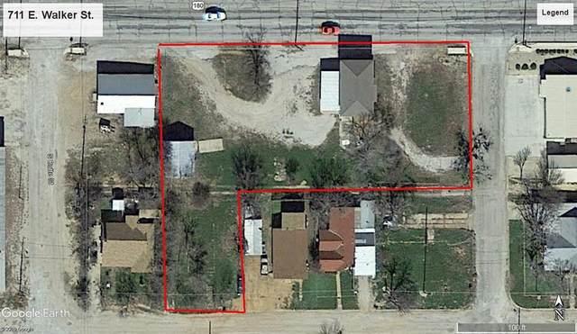 711 E Walker Street, Breckenridge, TX 76424 (MLS #14265490) :: All Cities USA Realty