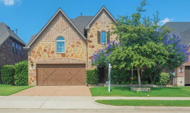 2826 Exeter Drive, Trophy Club, TX 76262 (MLS #14265704) :: The Kimberly Davis Group