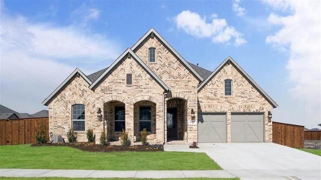 2401 Carrington Drive, Mansfield, TX 76063 (MLS #14265747) :: Potts Realty Group