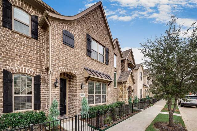2209 Zenith Avenue, Flower Mound, TX 75028 (MLS #14265952) :: The Rhodes Team