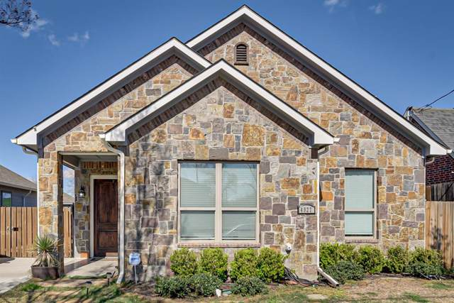 4927 Mexicana Road, Dallas, TX 75212 (MLS #14265960) :: Potts Realty Group