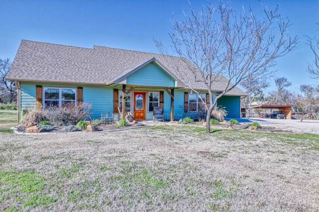 609 County Road 4290, Clifton, TX 76634 (MLS #14266039) :: Team Hodnett