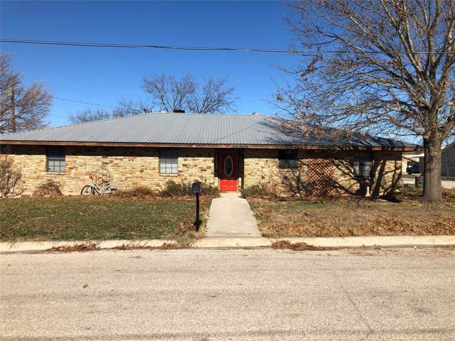 1904 Peach Street, Goldthwaite, TX 76844 (MLS #14266162) :: The Tierny Jordan Network