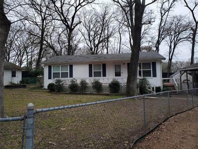 303 S Bay Circle, Mabank, TX 75156 (MLS #14266314) :: Post Oak Realty