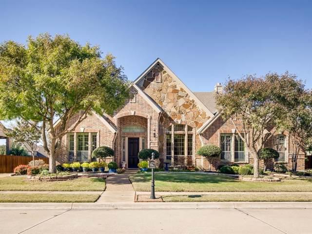 916 Gentle Wind Drive, Keller, TX 76248 (MLS #14266525) :: Justin Bassett Realty