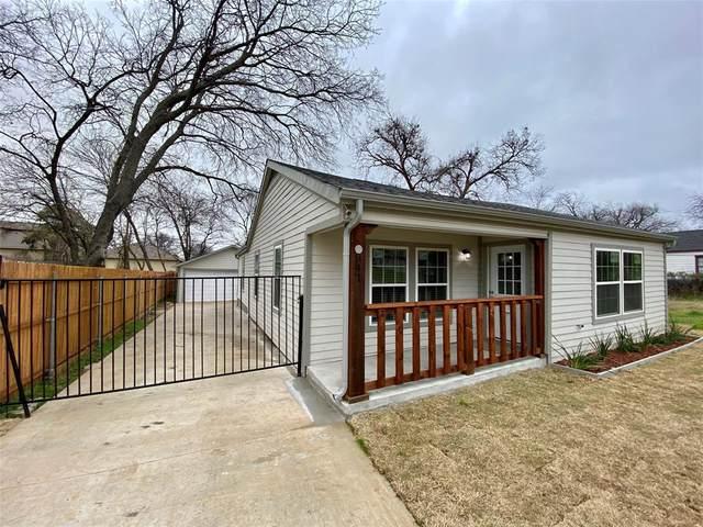 841 E Powell Avenue, Fort Worth, TX 76104 (MLS #14266589) :: Caine Premier Properties