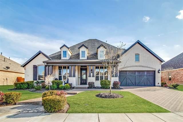 2741 Casa Grande Way, Celina, TX 75009 (MLS #14266859) :: Real Estate By Design