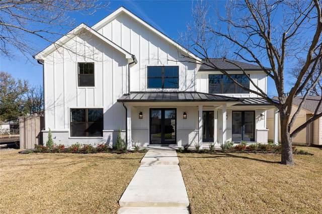 10229 Lanshire Drive, Dallas, TX 75238 (MLS #14267172) :: Frankie Arthur Real Estate