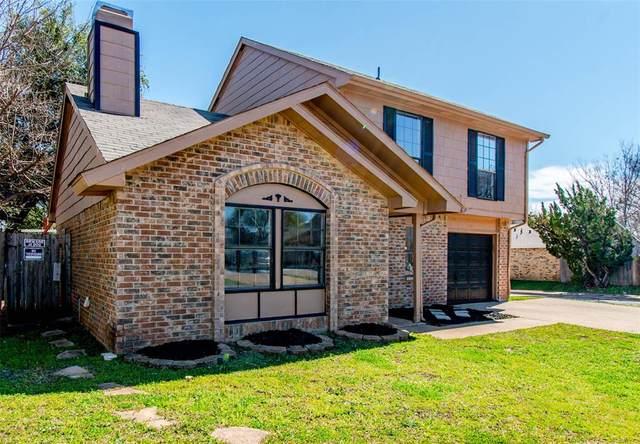 3004 Galemeadow Drive, Fort Worth, TX 76123 (MLS #14267456) :: The Mauelshagen Group