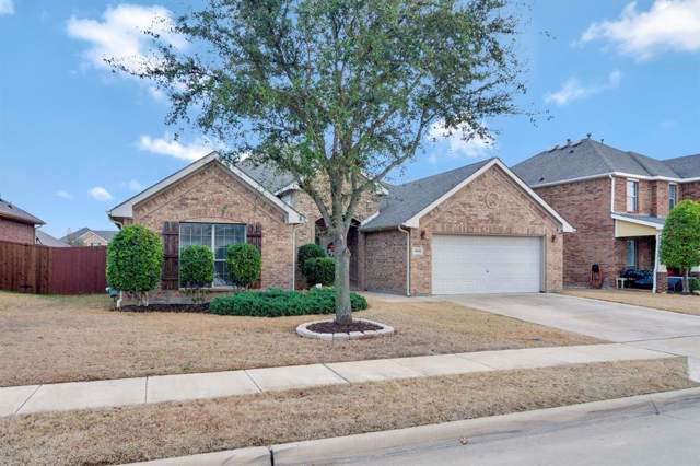 15456 Landing Creek Lane, Fort Worth, TX 76262 (MLS #14267577) :: RE/MAX Landmark