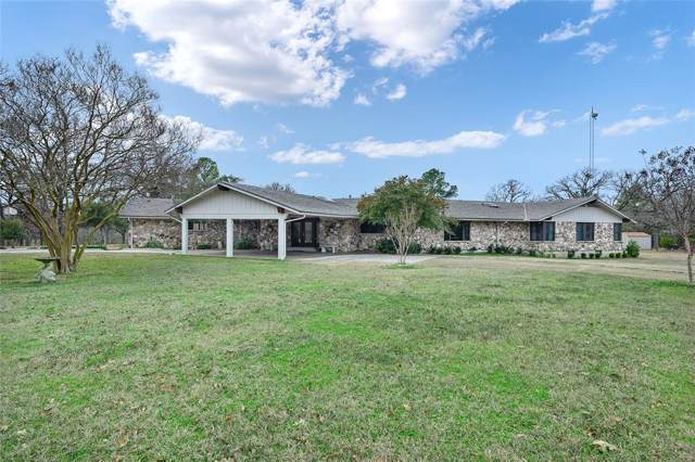 10538 County Road 2400, Terrell, TX 75160 (MLS #14267800) :: The Mauelshagen Group