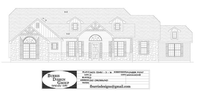 230 Crosswind Drive, Waxahachie, TX 75167 (MLS #14268078) :: Vibrant Real Estate