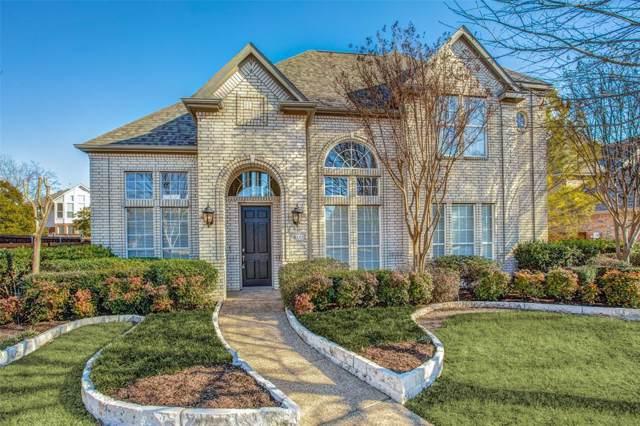 618 Uvalde Court, Allen, TX 75013 (MLS #14268106) :: Frankie Arthur Real Estate