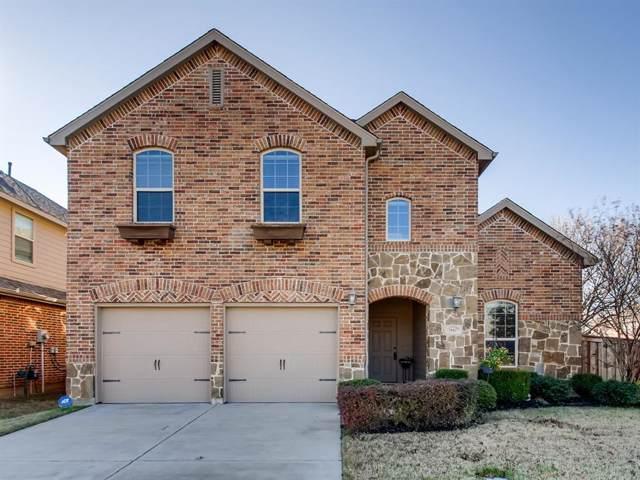 10437 Matador Drive, Mckinney, TX 75072 (MLS #14268182) :: The Good Home Team