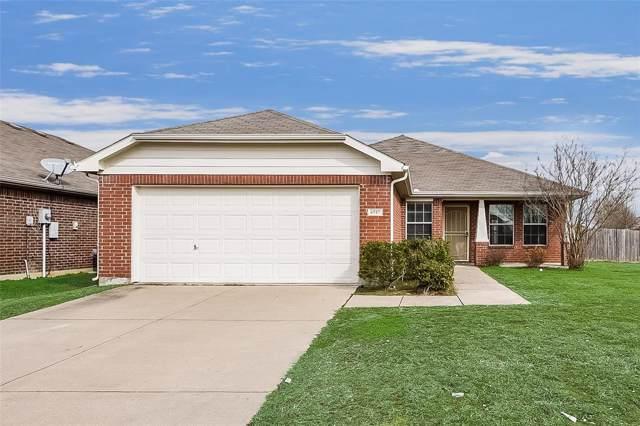 6517 Rienzi Drive, Greenville, TX 75402 (MLS #14268348) :: The Mauelshagen Group