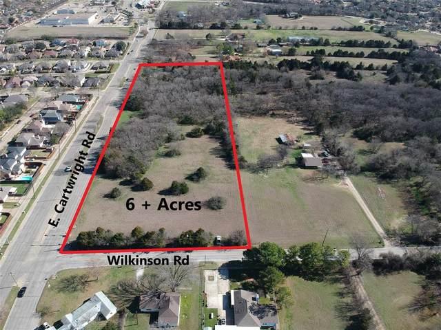 440 E Cartwright Road, Mesquite, TX 75149 (MLS #14268496) :: Robbins Real Estate Group