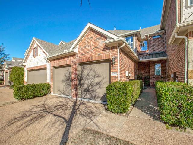 6306 Eagle Nest Drive, Garland, TX 75044 (MLS #14268693) :: Real Estate By Design