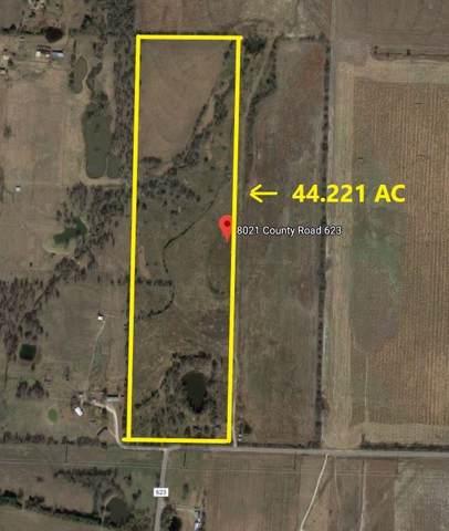 8021 County Road 623 #4, Farmersville, TX 75442 (MLS #14268885) :: The Kimberly Davis Group