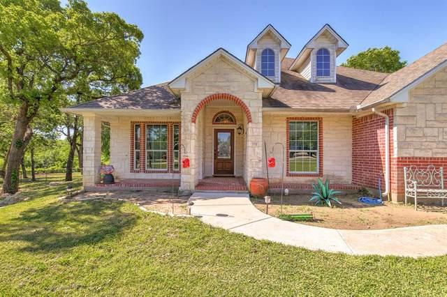 116 Rio Bravo Court, Weatherford, TX 76088 (MLS #14268898) :: The Hornburg Real Estate Group