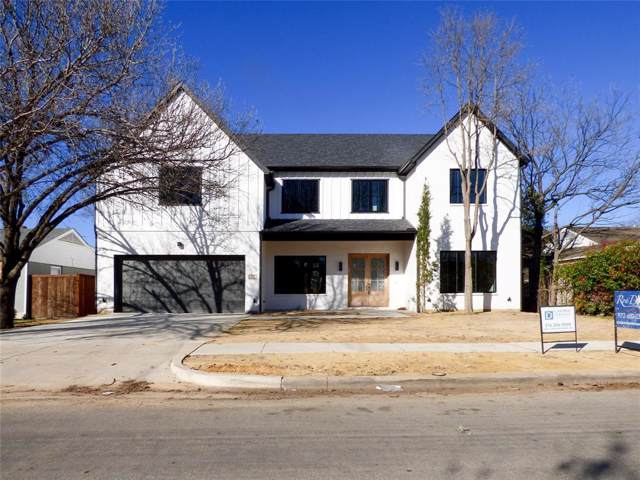 3715 Dunhaven Road, Dallas, TX 75220 (MLS #14269256) :: Van Poole Properties Group