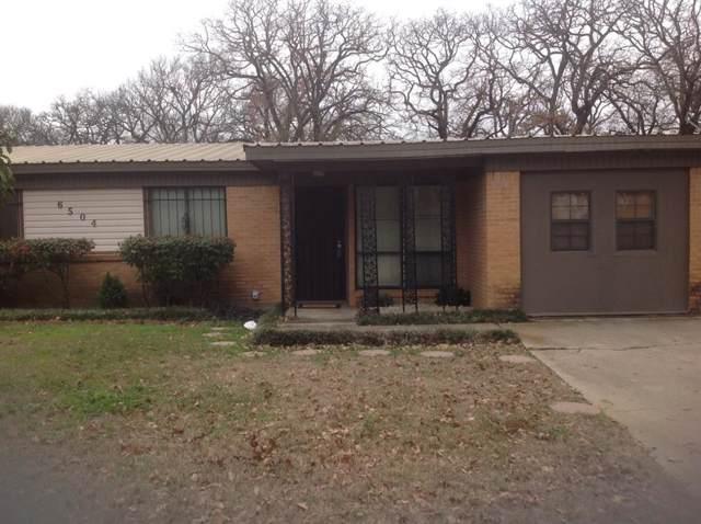 6504 Truman Drive, Fort Worth, TX 76112 (MLS #14269298) :: Potts Realty Group
