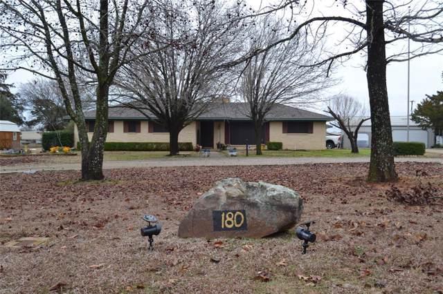 180 Silver Spur Drive, Denison, TX 75021 (MLS #14270338) :: Century 21 Judge Fite Company