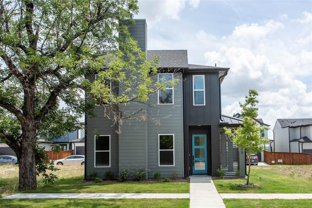 2300 Dalford Street, Fort Worth, TX 76111 (MLS #14270478) :: The Heyl Group at Keller Williams