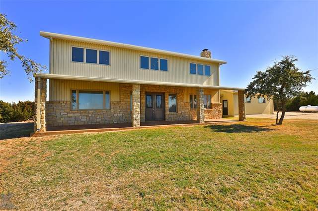 442 County Road 692, Buffalo Gap, TX 79508 (MLS #14270841) :: Ann Carr Real Estate