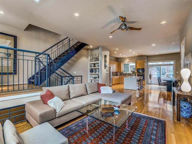 4227 Rawlins Street #3, Dallas, TX 75219 (MLS #14271542) :: Maegan Brest | Keller Williams Realty