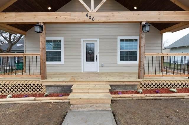 406 Greenwood Street, Terrell, TX 75160 (MLS #14271751) :: Tenesha Lusk Realty Group