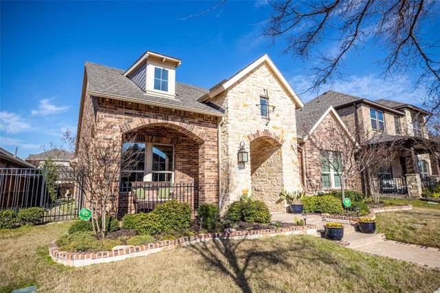 3815 Plum Vista Place, Arlington, TX 76005 (MLS #14272401) :: RE/MAX Pinnacle Group REALTORS