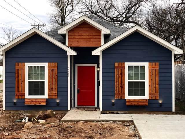 2413 Warren Avenue, Dallas, TX 75215 (MLS #14272413) :: The Mauelshagen Group