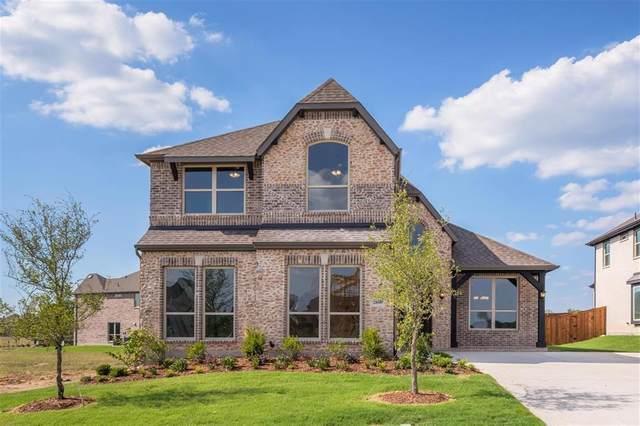 2808 Adon Springs Lane, Celina, TX 75009 (MLS #14272735) :: Real Estate By Design