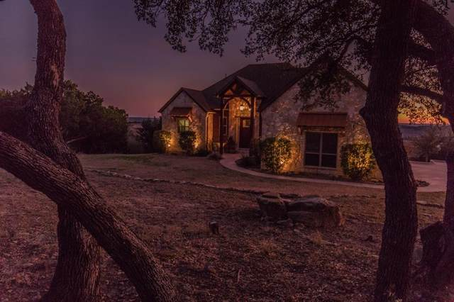 2871 Shooting Star Court, Possum Kingdom Lake, TX 76449 (MLS #14272903) :: Real Estate By Design
